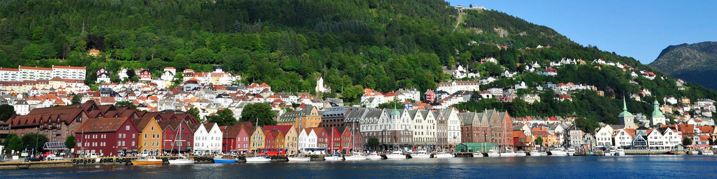 Autoreisen Norwegen